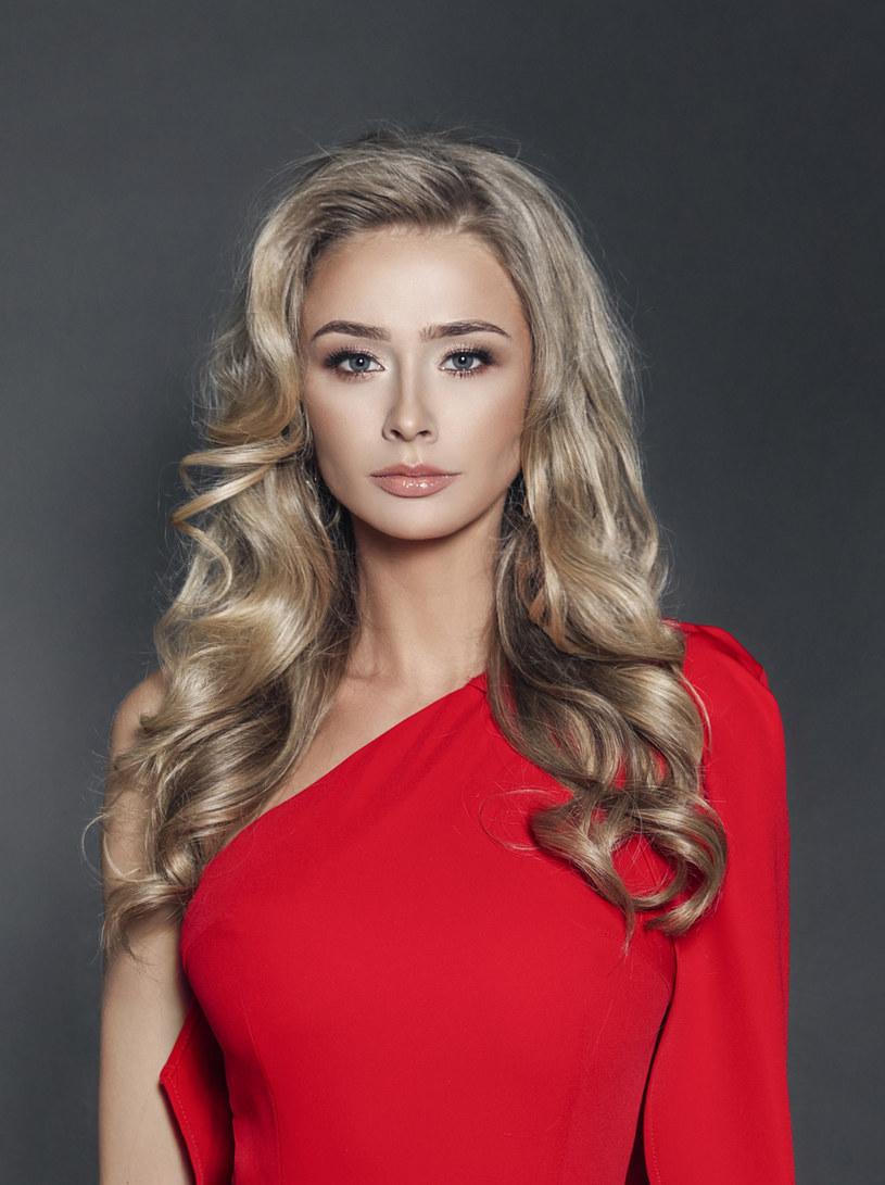 Natalia Piguła - kandydatka na Miss Universe /materiał zewnętrzny