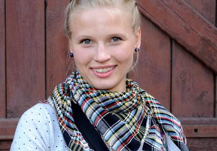 Natalia Rybicka dostała nagrodę dla najlepszej aktorki drugoplanowej - fot. A.Szilagyi /MWMedia