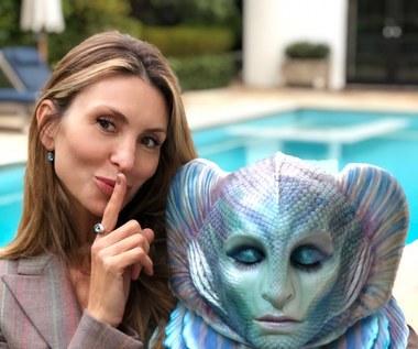 """Natalia Safran jako Królowa Rybaków w filmie """"Aquaman"""". Polka podbija Hollywood"""