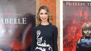 """Natalia Safran jako krwawa panna młoda w filmie """"Annabelle wraca do domu"""""""