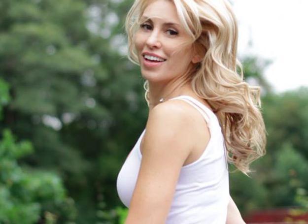 Natalia Safran karierę zaczynała jako modelka /