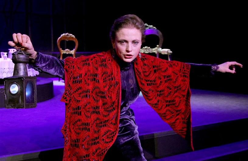 Natalia Sikora na deskach Teatru Polskiego /AIM /AIM