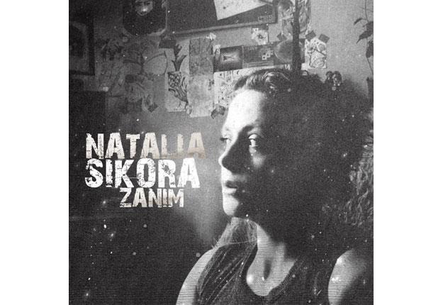 """Natalia Sikora na okładce albumu """"Zanim"""" /materiały prasowe"""