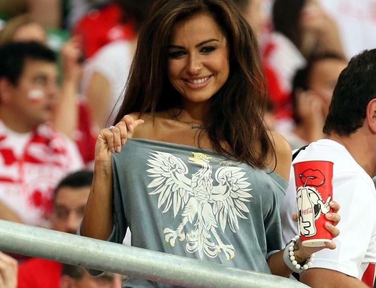 Natalia Siwiec dobrze reprezentuje Polskę poza jej granicami /East News