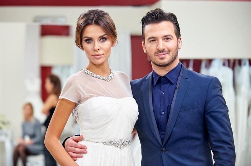 Natalia Siwiec i Stefano Terrazzino /materiały programowe
