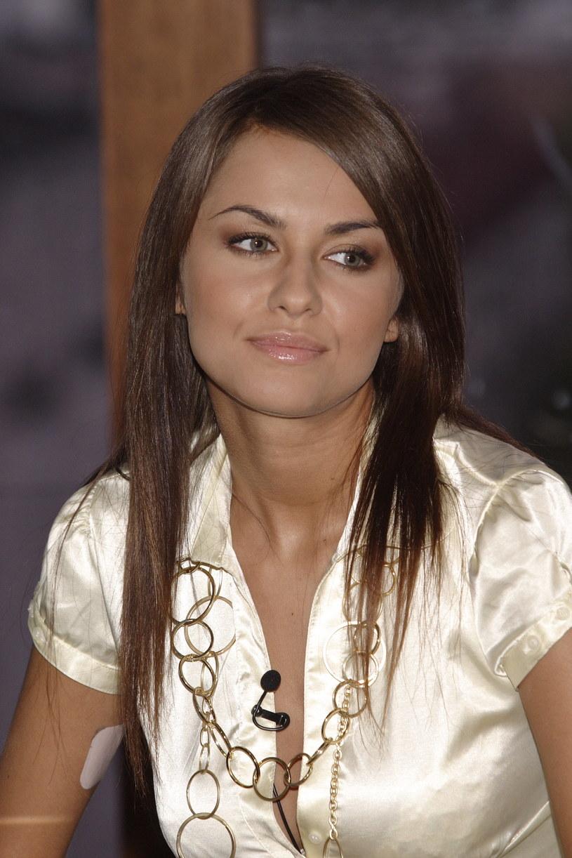 Natalia Siwiec na początku kariery w 2006 roku /Krzysztof Jarosz /Agencja FORUM