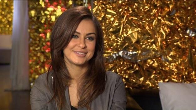Natalia Siwiec (razem ze swom nosem) chce robić karierę za granicą /TVN