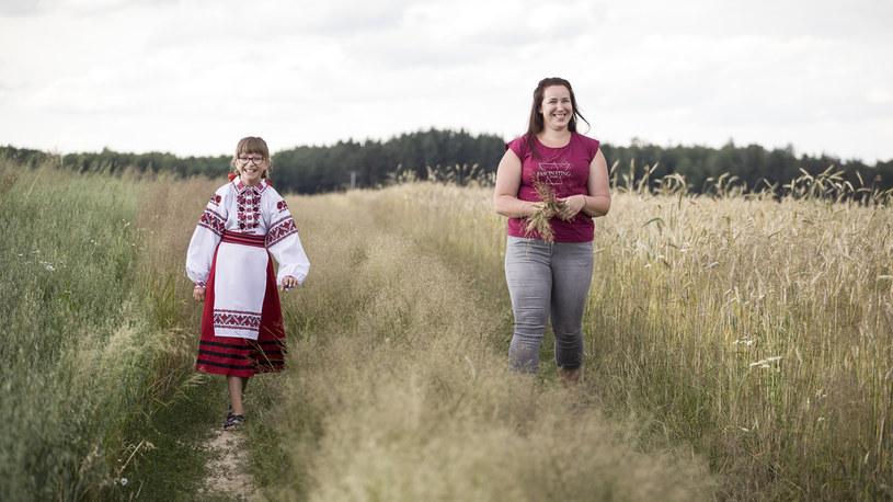 Natalia z córką /FOKUS TV