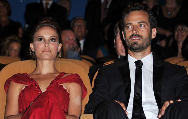 Natalie Portman, Benjamin Millepied, fot.Pascal Le Segretain  /Getty Images/Flash Press Media