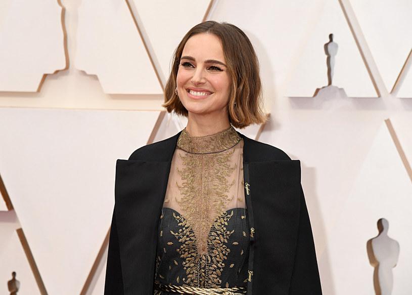 Natalie Portman jest mamą dwójki dzieci /Jeff Kravitz/FilmMagic /Getty Images
