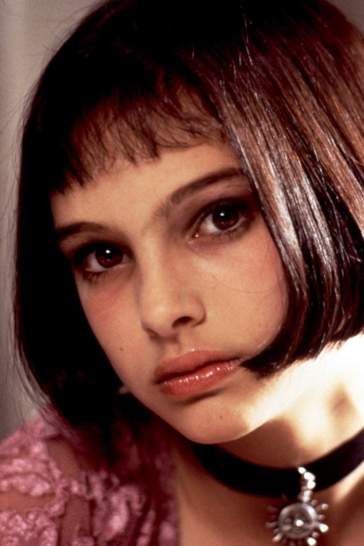 """Natalie Portman. """"Leon zawodowiec"""", 1994 rok. /East News"""