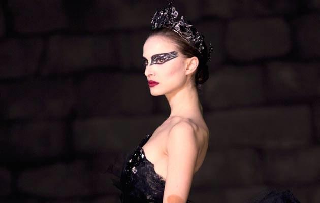 """Natalie Portman w filmie """"Black Swan""""  /Splashnews"""