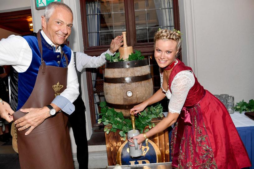 Natascha Hofman została Miss Okroberfest 2020 /Roman BABIRAD/Famous/Photoshot /East News
