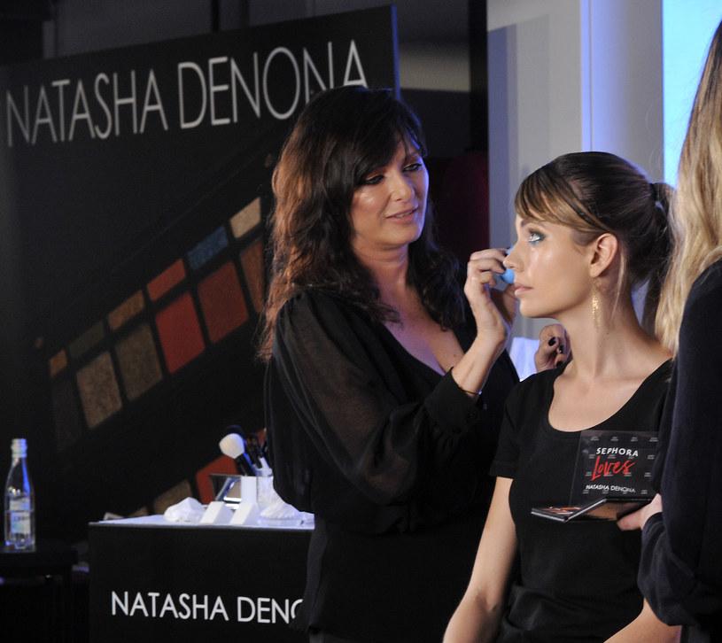 Natasha Denona przyjechała do polski na zaproszenie perfumerii Sephora /materiały prasowe