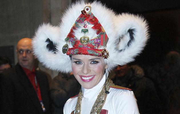 Natasza Urbańska, fot.Baranowski  /AKPA