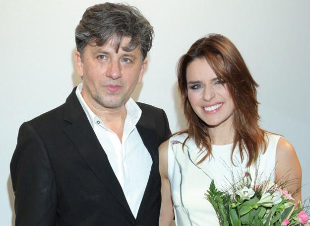 Natasza Urbańska i Janusz Józefowicz /Pawel Wrzecion /MWMedia