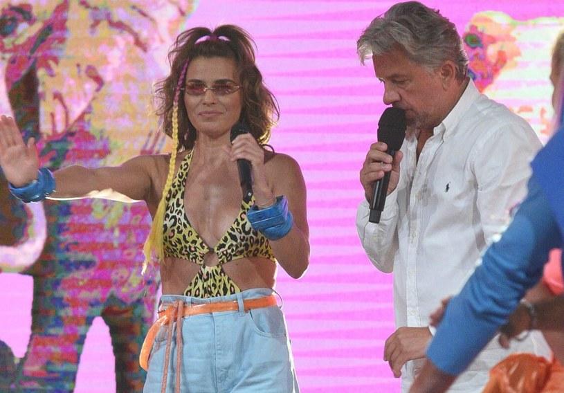 Natasza Urbańska opublikowała zmysłowe zdjęcie z  wakacji. Aktorka nie zdradziła jednak, gdzie wypoczywa /Tricolors /East News