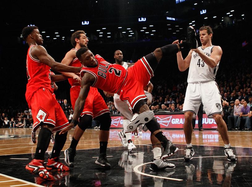 Nate Robinson z Chicago Bulls /AFP
