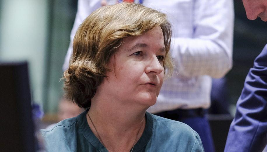 Nathalie Loiseau /OLIVIER HOSLET /PAP/EPA