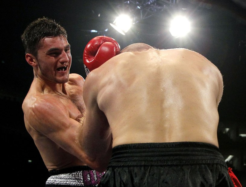 Nathan Cleverly (z lewej) /AFP