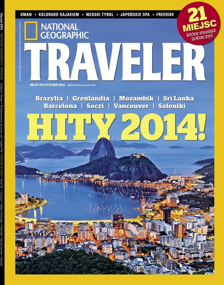 National Geographic Traveler /Styl.pl/materiały prasowe