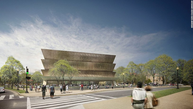 National Museum of African American History and Culture /materiały prasowe