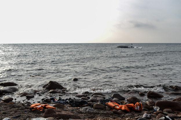 NATO chce monitorować Morze Egejskie /AFP