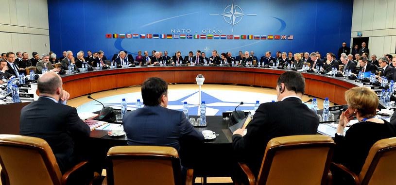 NATO musi się przygotować na odparcia ewentualnego ataku ze strony Rosji. /AFP