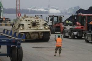 NATO: Stany Zjednoczone dozbrajają kraje bałtyckie