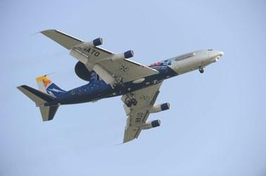Natowski AWACS rozpoczyna misję nad Rumunią
