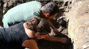 Natrafili na szczątki ludzkie sprzed 4 tys. lat