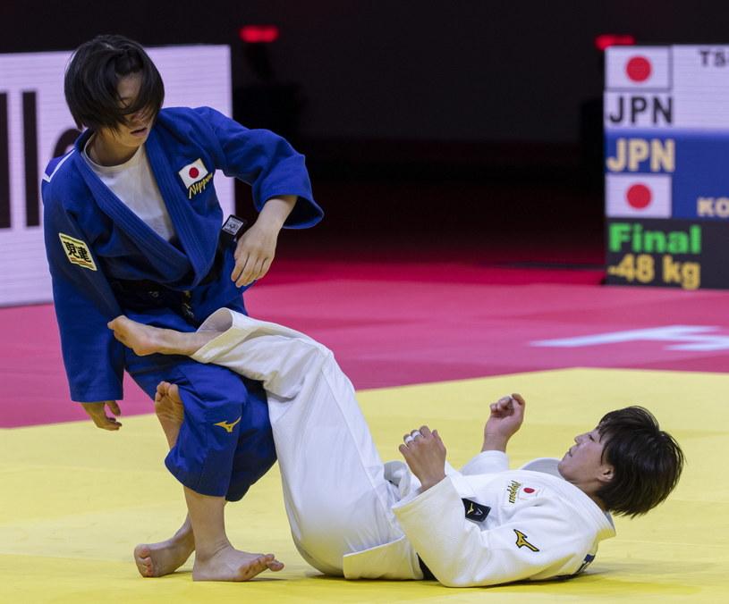 Natsumi Tsunoda (z prawej) /PAP/EPA