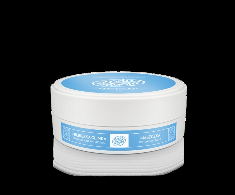 Naturalna glinka niebieska od BodyBoom /INTERIA.PL/materiały prasowe