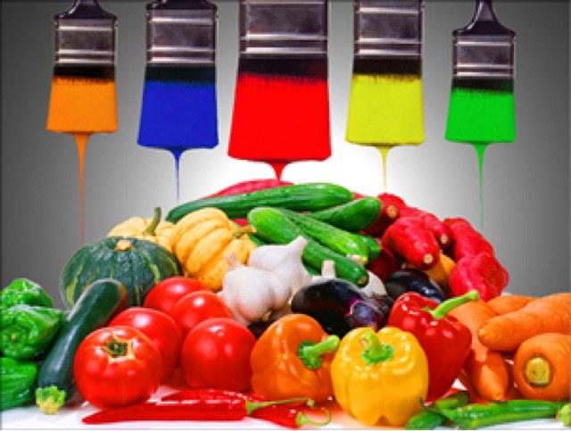 Naturalne barwniki spożywcze /© Photogenica