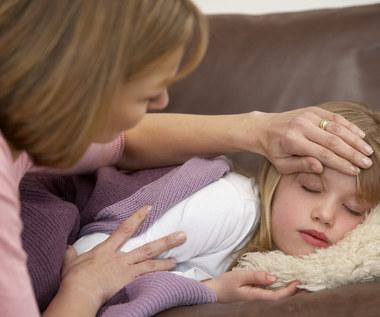Naturalne produkty na choroby u dzieci