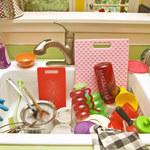 Naturalne sposoby, dzięki którym posprzątasz kuchnię