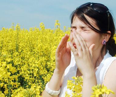 Naturalny sposób walki z alergią