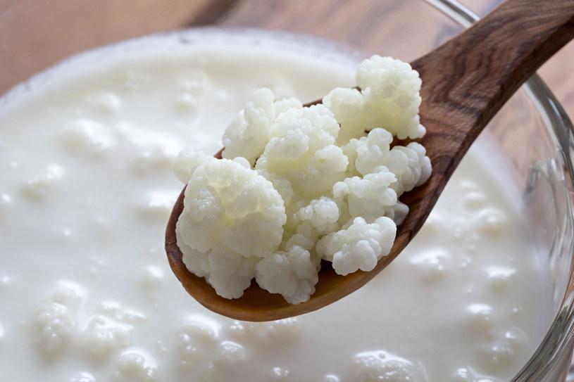 Naturalnym źródłem probiotyków są produkty  fermentowane oraz jogurty i kefiry /123RF/PICSEL