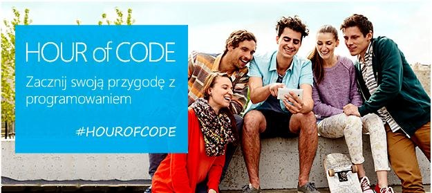 Naucz się kodować z Microsoft  – rusza globalna Godzina Kodowania /materiały prasowe