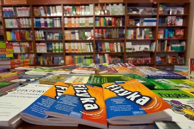 Nauczyciele do tej pory wybierali podręczniki przed wakacjami, fot. Krystian Maj /Reporter