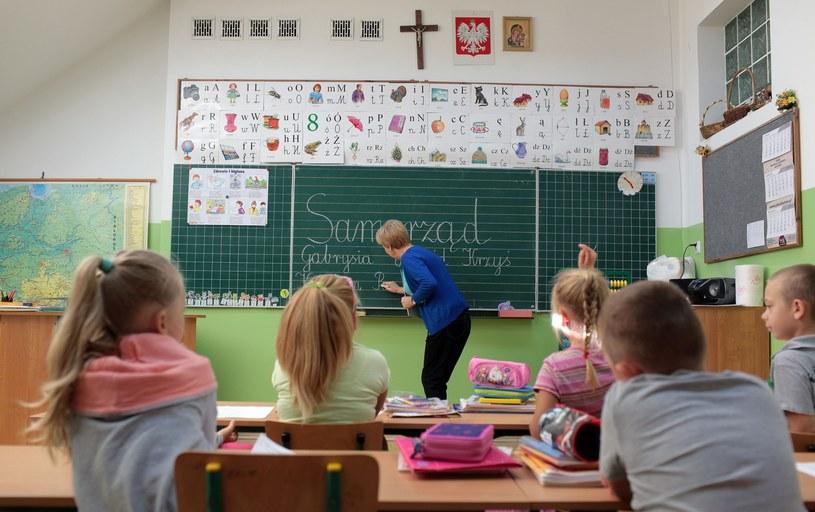 Nauczyciele szykują się do największej akcji protestacyjnej po 1989 roku. /Piotr Mecik /East News