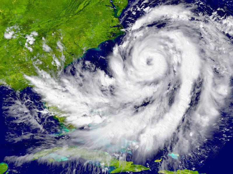 Naukowcy będą lepiej rozumieli naturę huraganów /123RF/PICSEL