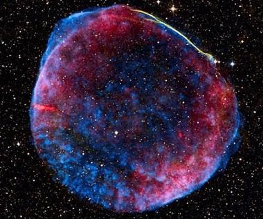 Naukowcy będą przewidywać powstawanie supernowych