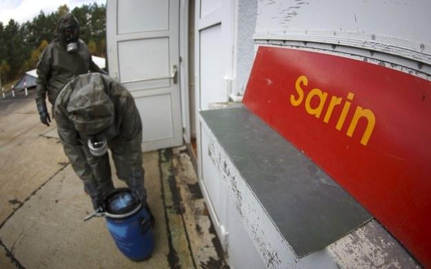 Naukowcy chcą walczyć z bronią chemiczną /AFP