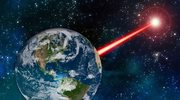 Naukowcy chcą wysłać kosmitom laserowy sygnał