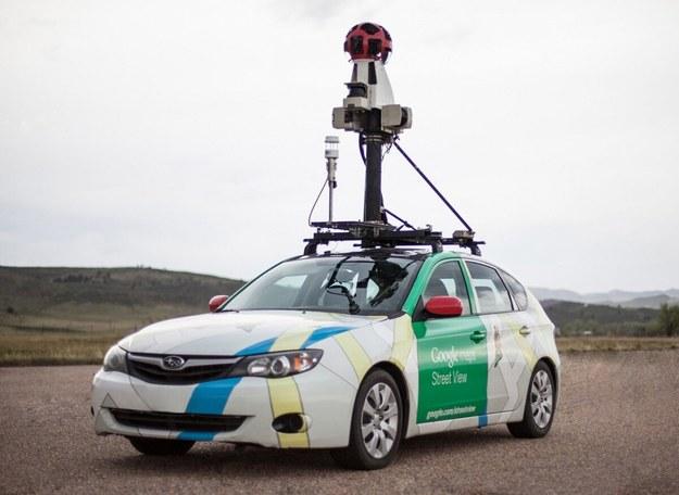 Naukowcy Cornell-Environmental Defense Fund wyposażyli samochody Google Street View w precyzyjne czujniki metanu /Cornell University /Materiały prasowe