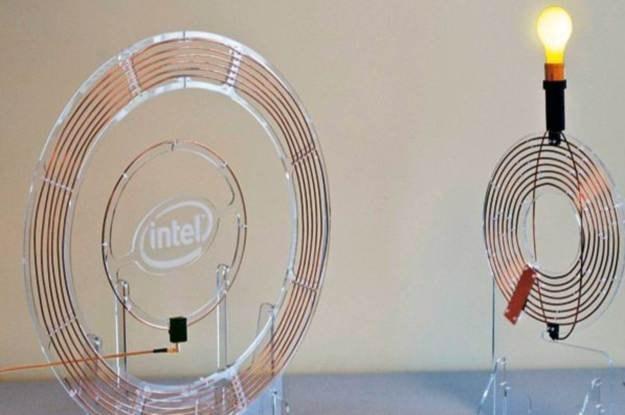 Naukowcy firmy Intel  przygotowują się do bezprzewodowego przesyłania energii /materiały prasowe