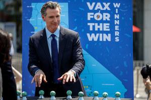 Naukowcy: Loterie szczepionkowe nie działają