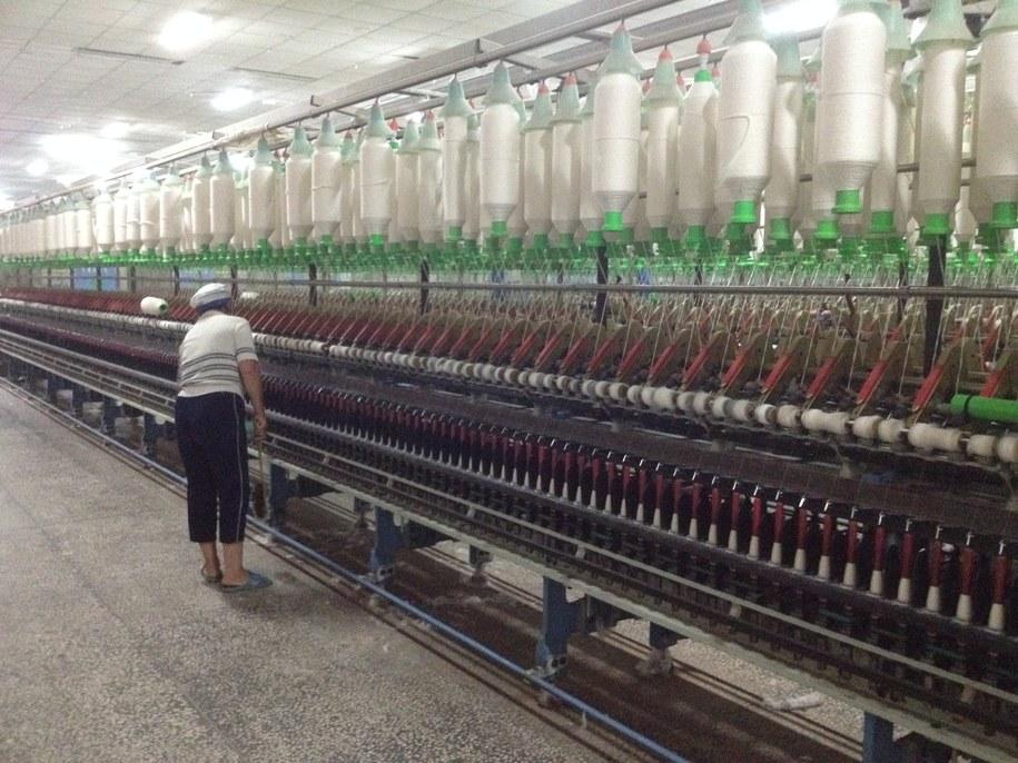 Naukowcy NUS prowadzili badania w chińskich zakładach tekstylnych /National University of Singapore /Materiały prasowe
