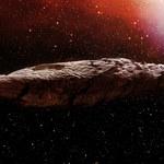 Naukowcy odkryli, czym jest 'Oumuamua